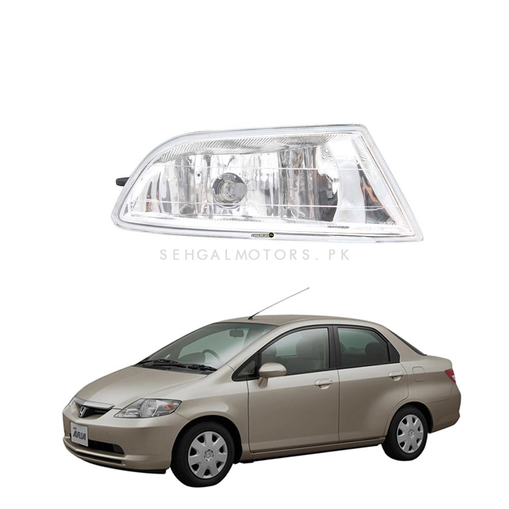 Honda City DLAA Fog Lamps / Fog Lights - Model 2003-2006 - HD089-SehgalMotors.Pk