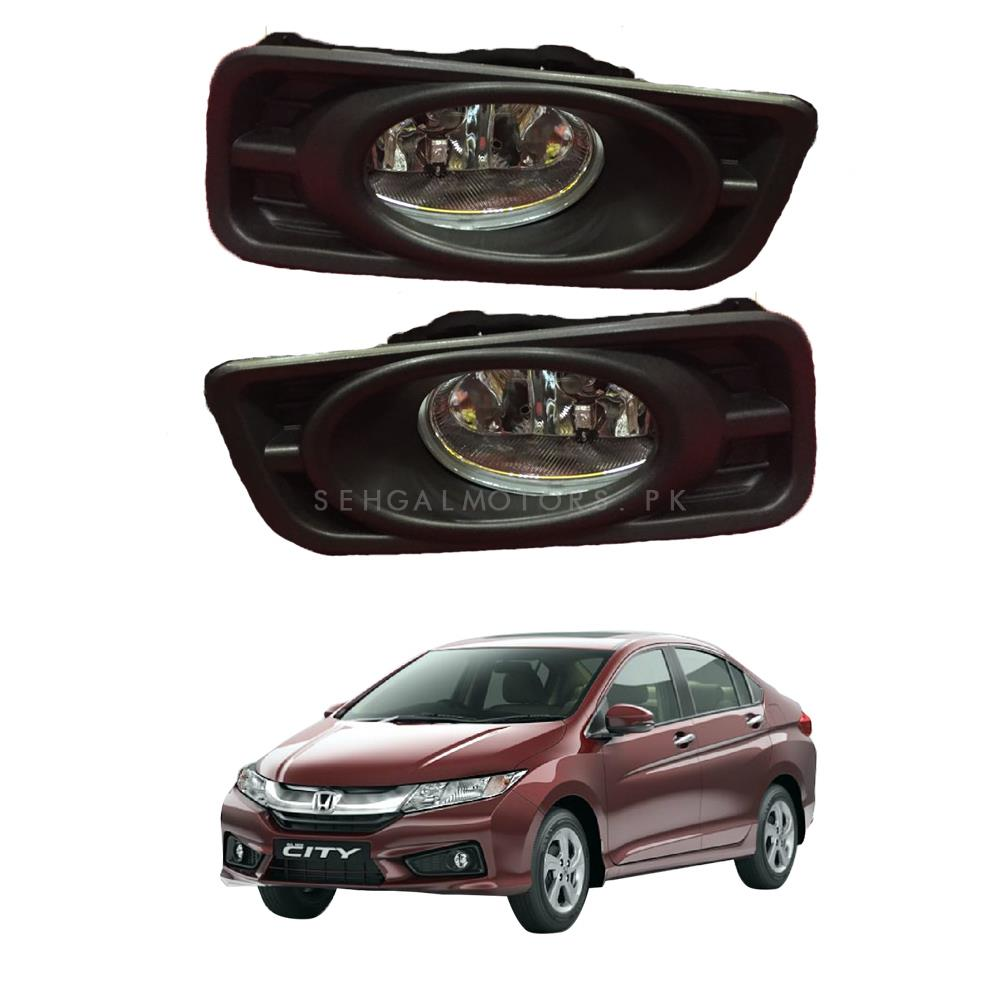 Buy Honda City Fog Lamp Model 2014 2017 Hd536 In Pakistan