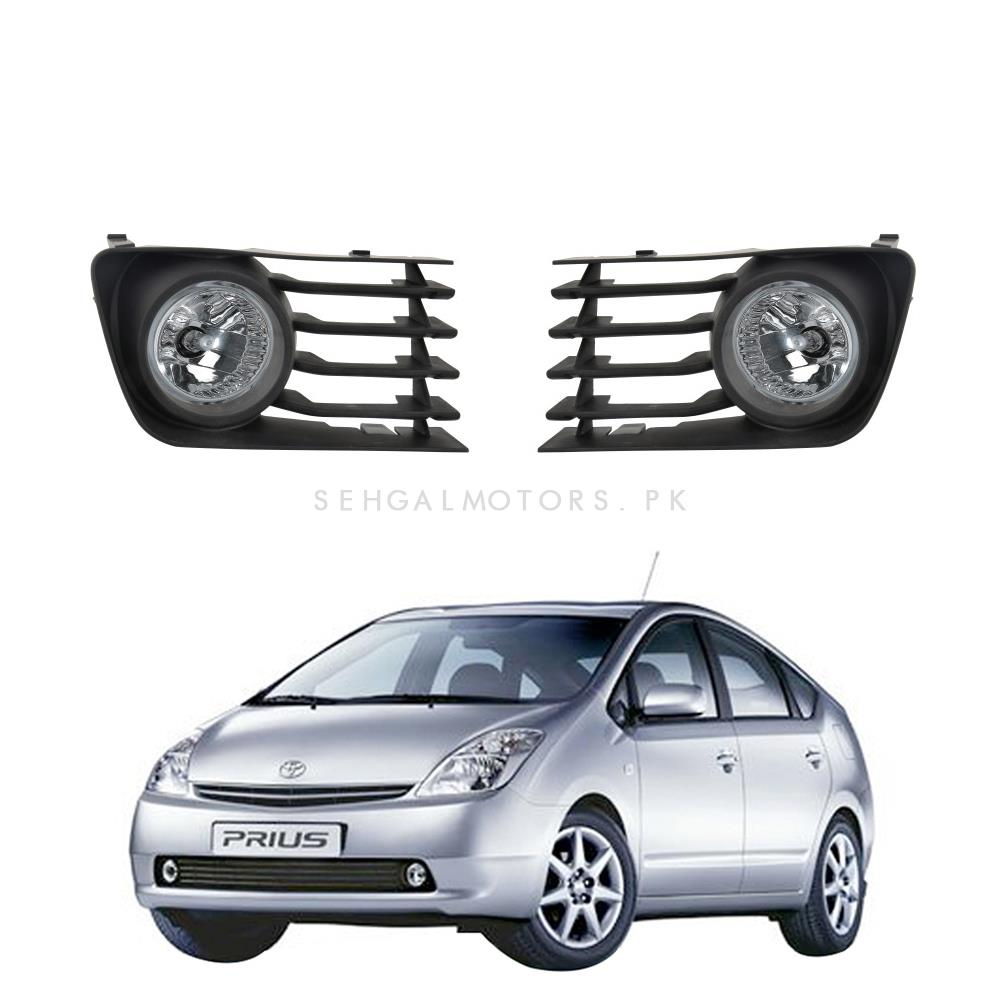 Toyota Prius Fog Lamps With Grille Mode 2003 2009 - TY738-SehgalMotors.Pk
