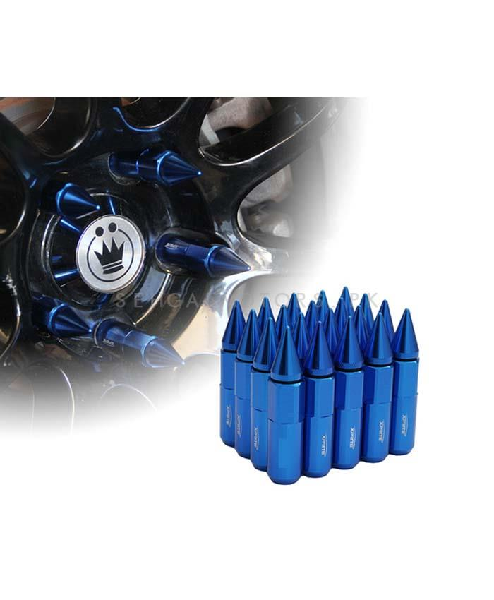 Rays Lug Nuts / Wheel Nuts / Wheel Screws Blue 1.25mm-SehgalMotors.Pk