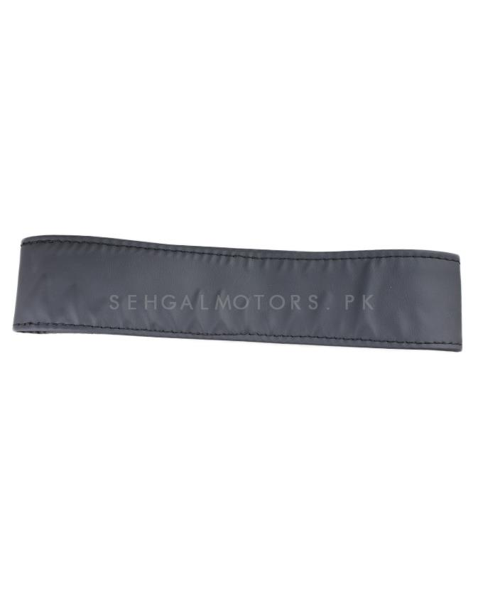Car Steering Cover Black Stitch -SehgalMotors.Pk