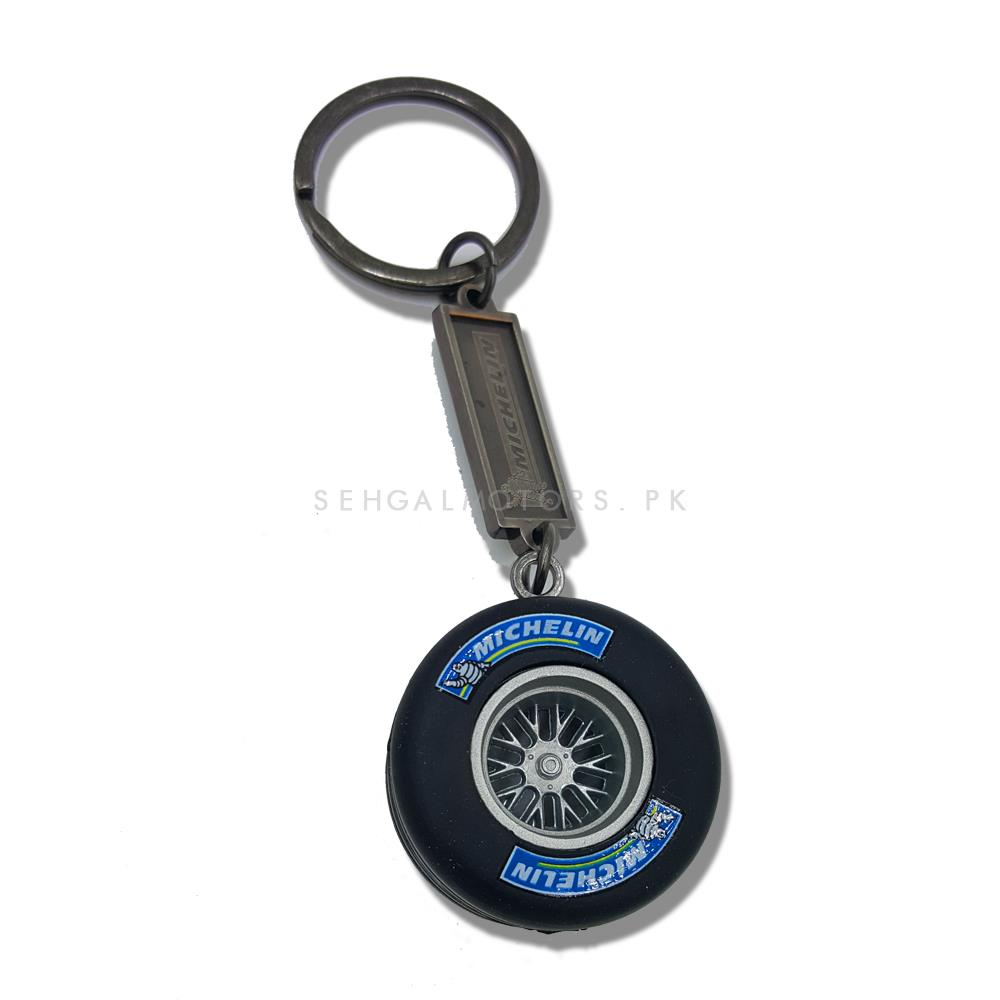 Michelin Tire Key Chain -SehgalMotors.Pk