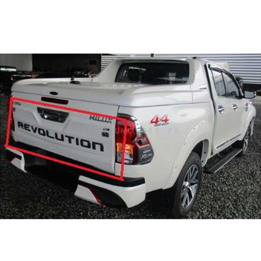 Buy Toyota Hilux Revo Revolution Rear Tailgate Outer Lid