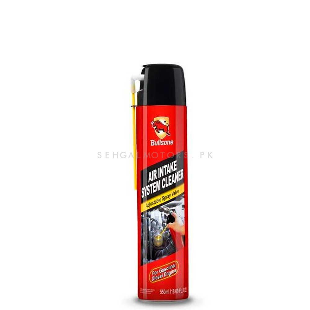 Bullsone Air Intake System Cleaner 550 ML-SehgalMotors.Pk