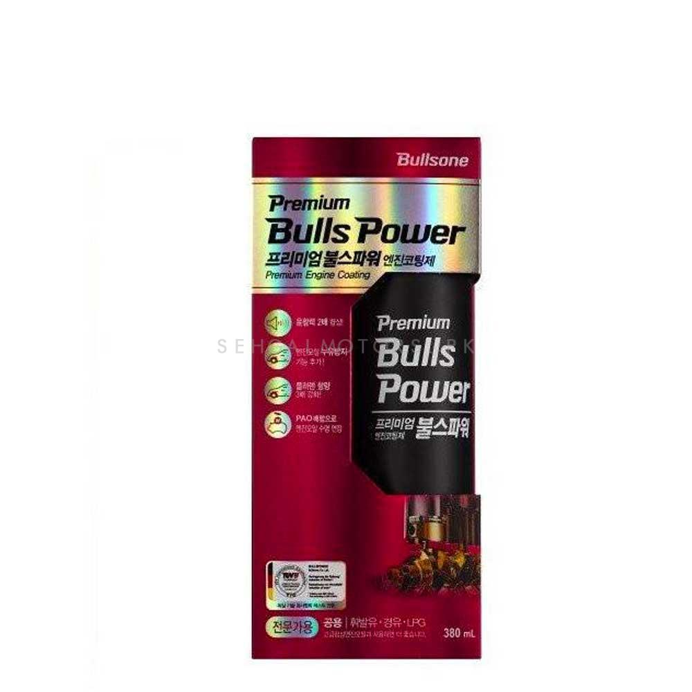 Bullspower Premium Engine Oil Coating Treatment For Gasoline-Diesel-LPG Engine-SehgalMotors.Pk