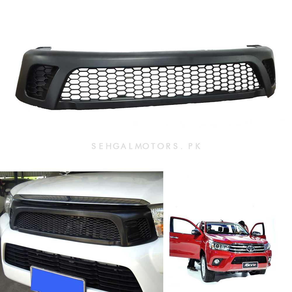 Toyota Hilux Revo TRD Style Front Grille  - Model 2016-2019-SehgalMotors.Pk