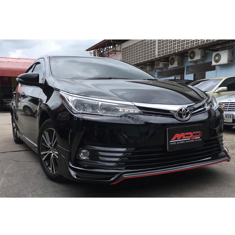 Buy Toyota Corolla Red Line Body Kit Bodykit Thailand 2