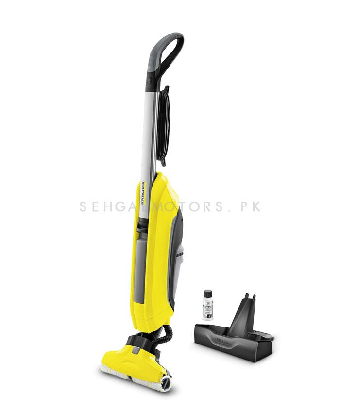 Karcher FC5 - Floor Cleaner With Microfiber Rollers-SehgalMotors.Pk