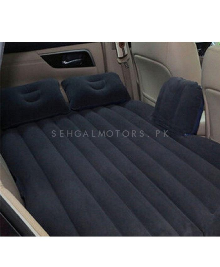 Buy Car Back Seat Air Mattress Black In Pakistan