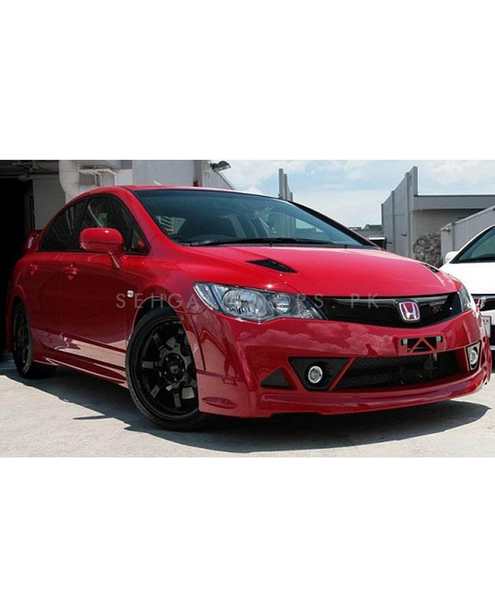 Civic Mugen Rr Bodykit | Car Tuning and Modified Cars News
