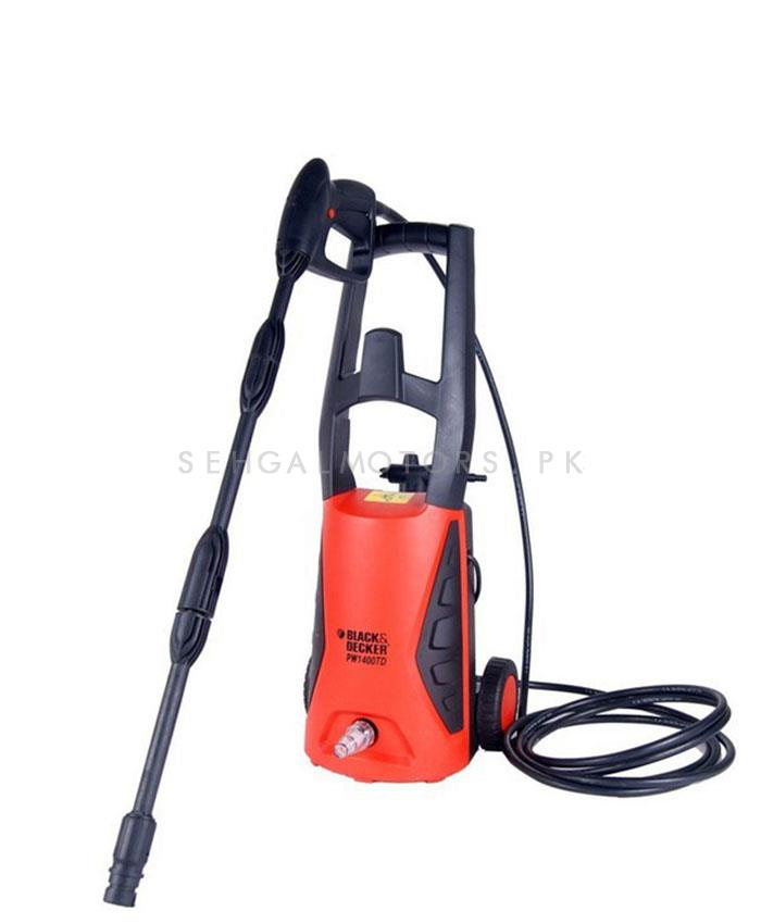 Black and Decker High Pressure Washer-SehgalMotors.Pk