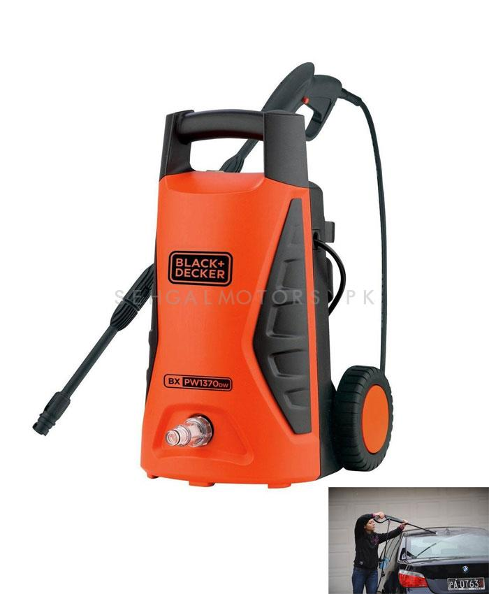 Black & Decker PW1370 Bar Pressure Washer -SehgalMotors.Pk