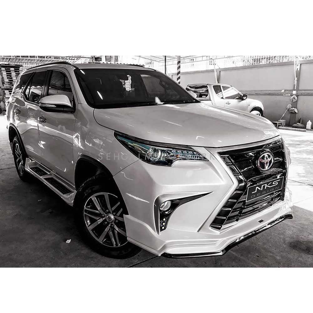 Buy Toyota Fortuner Nks Body Kit Bodykit Version 1