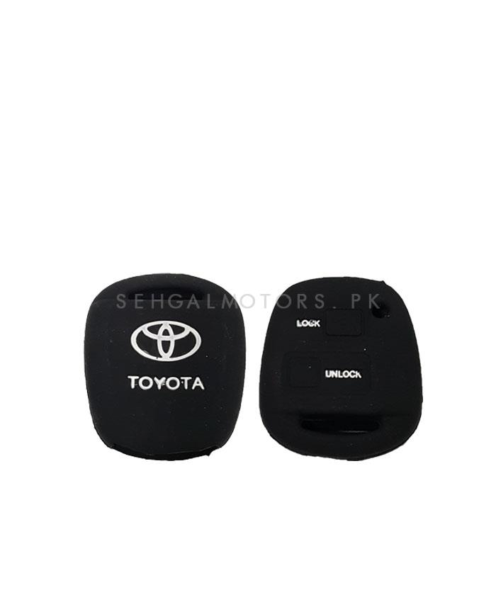 Toyota Prado PVC Key Cover - Model 2002-2009	-SehgalMotors.Pk