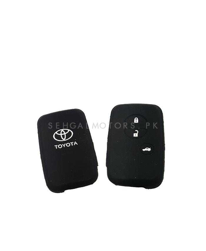 Toyota Land Cruiser PVC Key Cover - Model 2015-2017-SehgalMotors.Pk