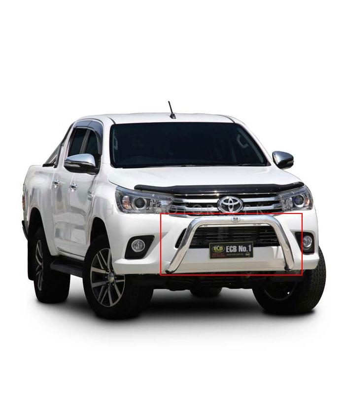 Toyota Hilux Vigo Powerful Bull Bar - Model 2005-2016-SehgalMotors.Pk