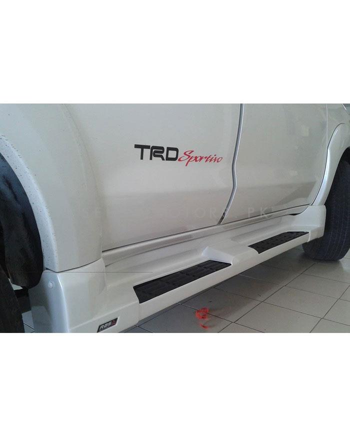 Toyota Fortuner Side Skirts Style B - Model 2016-2020-SehgalMotors.Pk