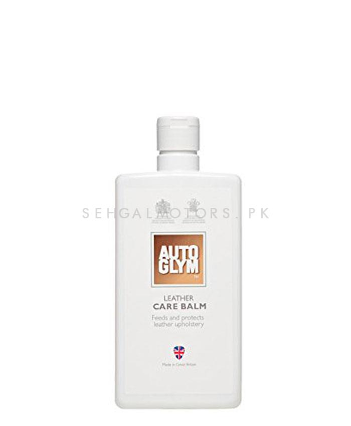 Autoglym Leather Care Balm 500 ML | Leather Care Product | Leather Polish | Leather Cleaning Gel | Leather Wax | Car Seat Cover Leather wax | Leather Cleaner | Leather Cleaner Polish-SehgalMotors.Pk