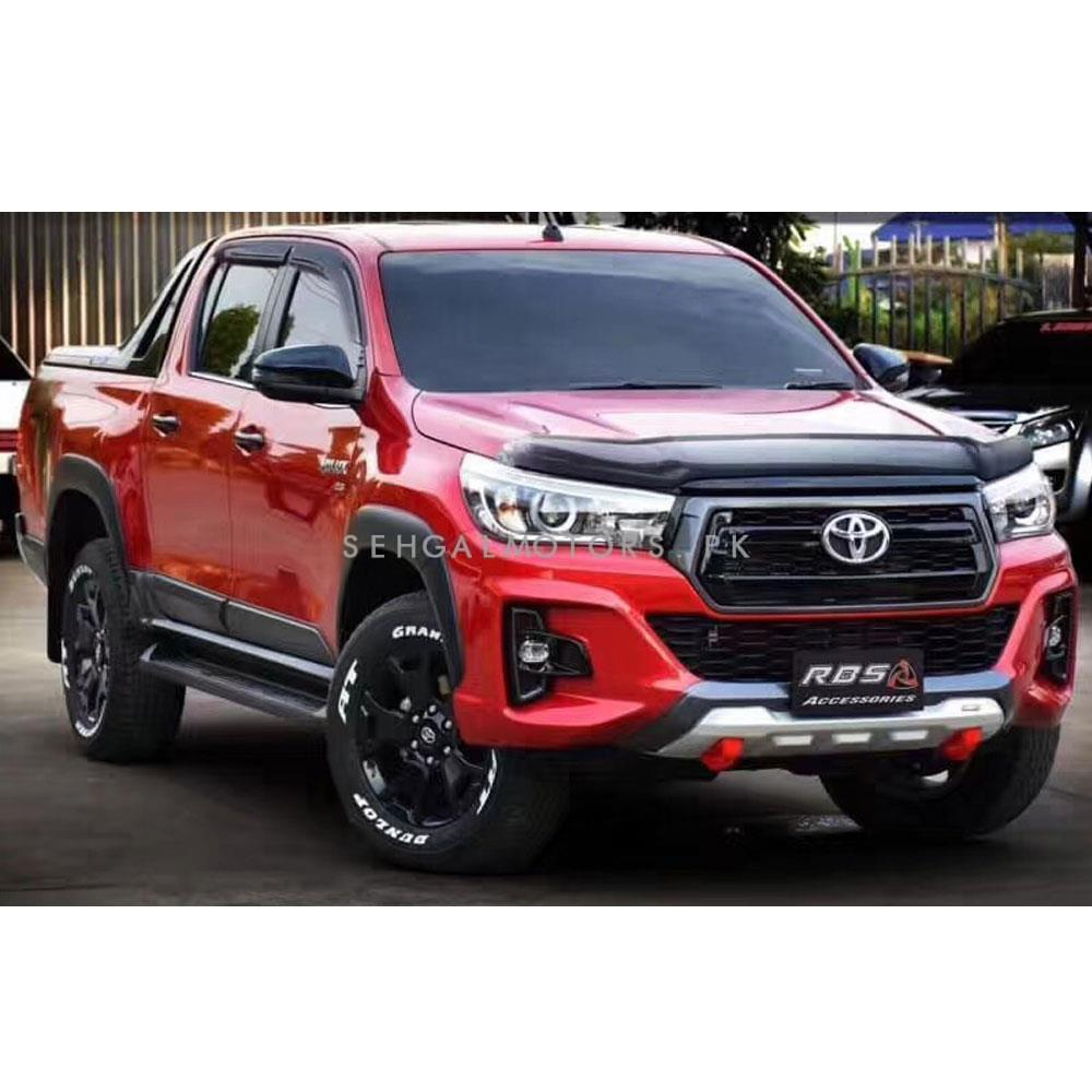 Buy Toyota Hilux Revo To Rocco Conversion Kit Model 2018 In Pakistan