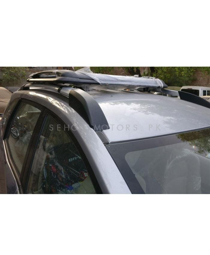 Universal Roof Rack Carrier Black XL Size - multi-SehgalMotors.Pk