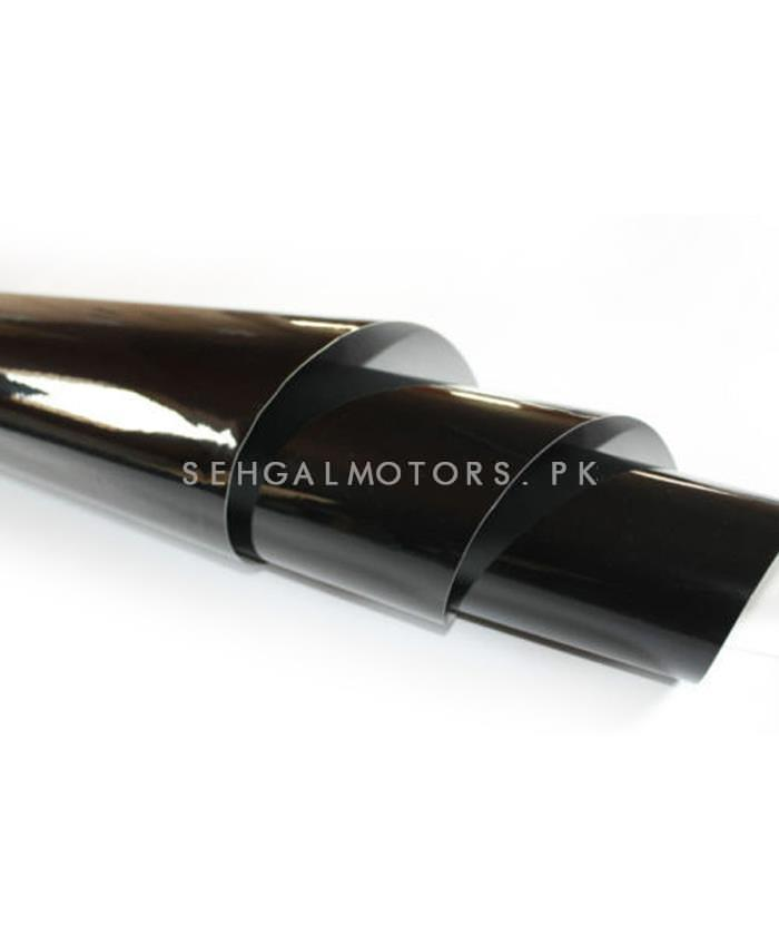 PVC Super Glossy Panoramic Black Wrap Per Sq Ft - G5501-SehgalMotors.Pk