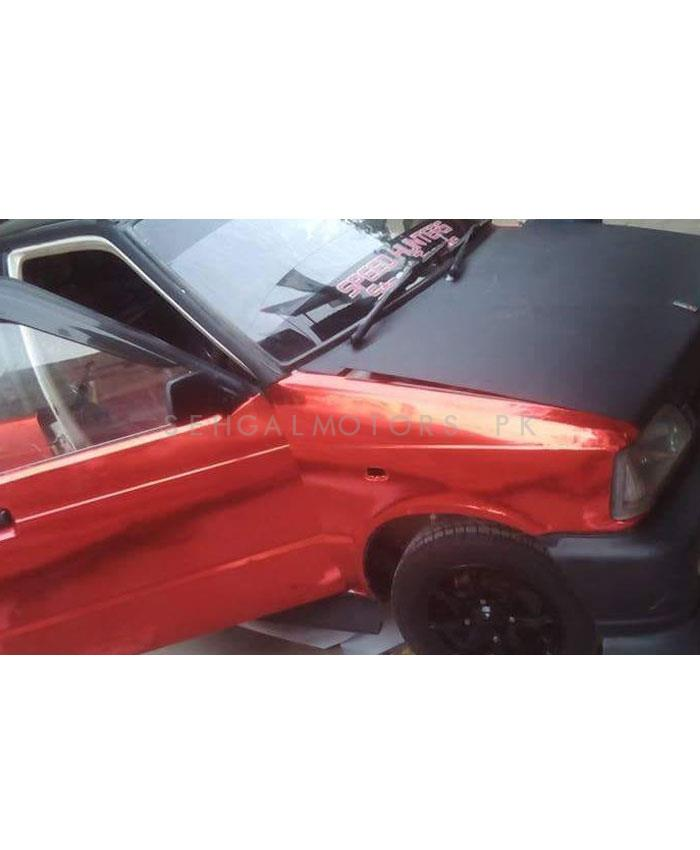 Electric Red Wrap Per Sq Ft-SehgalMotors.Pk