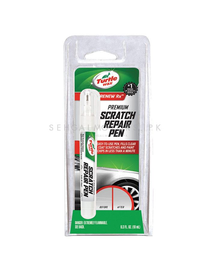 Turtle Wax Scratch Repair Pen For All Colors-SehgalMotors.Pk