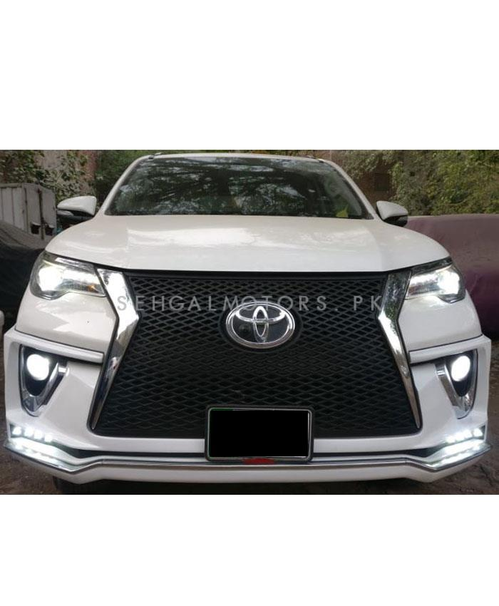Toyota Fortuner 2020 Lexus Body Kit