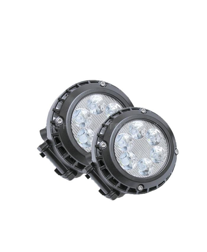 DLAA LED CREE Bar Light Round Shape-pair-SehgalMotors.Pk