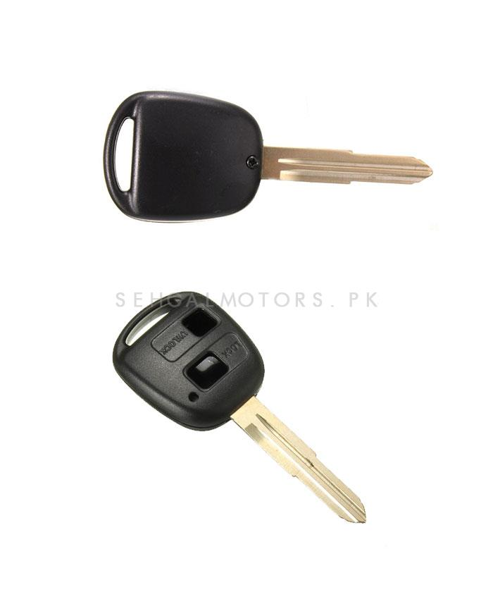 Toyota Corolla X Shell key cover-SehgalMotors.Pk