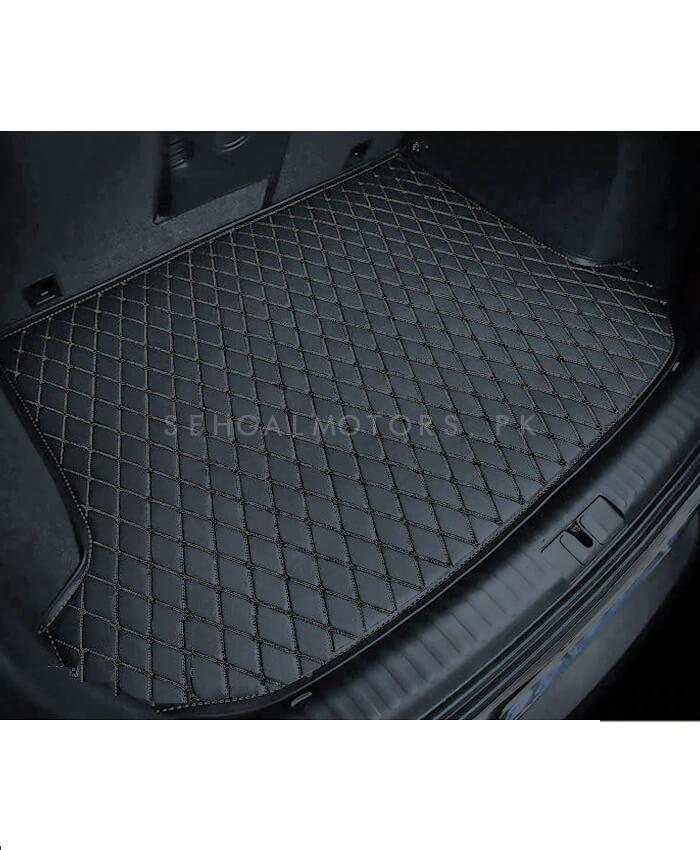 Honda Civic 7D Trunk Mat - Model 2016-2020 | Trunk Boot Liner | Cargo Mat Floor Tray | Trunk Protection Mat | Trunk Tray Cover Pad-SehgalMotors.Pk