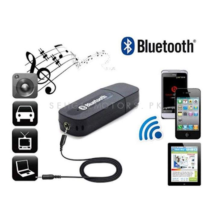 Usb Bluetooth Stereo Transmitter |  Audio Receiver Transmitter Mini Stereo Bluetooth | Car wireless Transmitter Auto Music Receivers-SehgalMotors.Pk