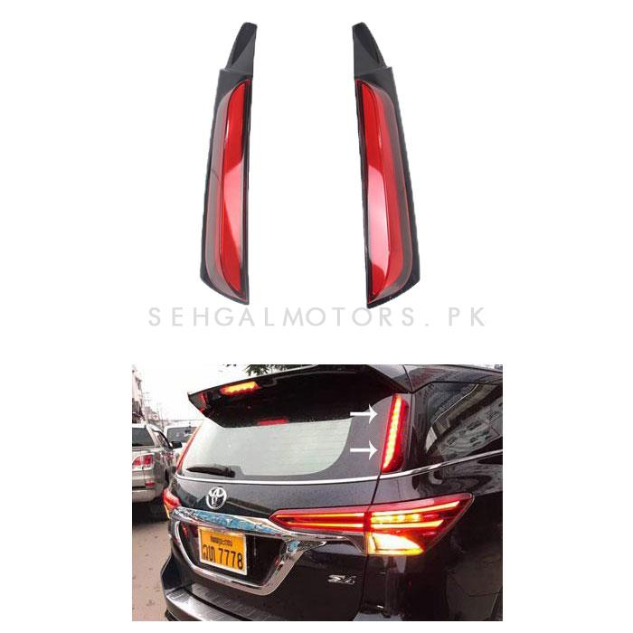 Toyota Fortuner Trunk Arm Light Red - Model 2016-2019-SehgalMotors.Pk
