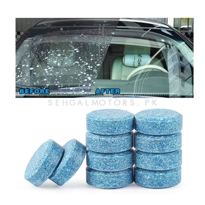 Windshield Washer Tablet 2 Pcs-SehgalMotors.Pk