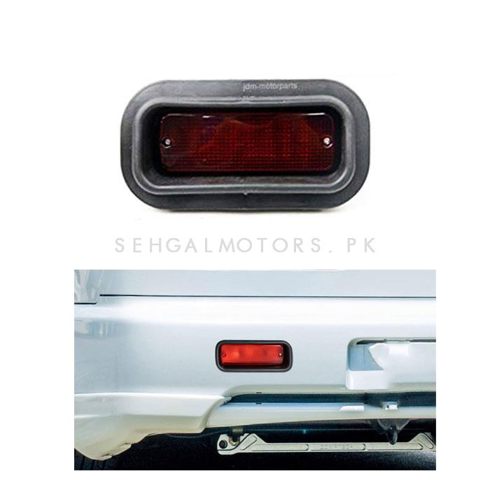 Jdm Rear Bumper Brake lamp | Rear Bumper Fog Light | F1 Brake Light |  LED Rear Bumper Reflector Light -SehgalMotors.Pk