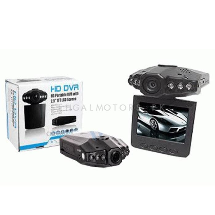 "HD DVR Portable with 2.5"" TFT LCD Screen-SehgalMotors.Pk"