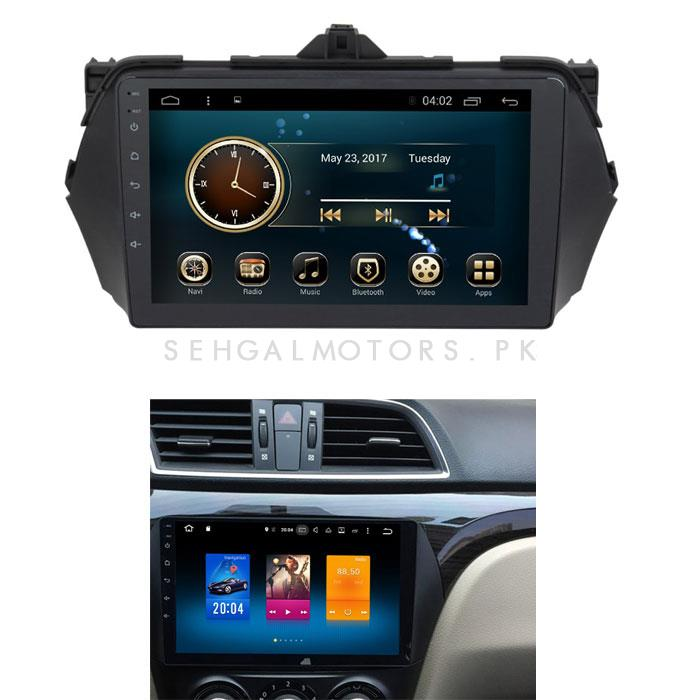Suzuki Ciaz LCD multimedia IPS Display System Android - Model 2017-2020-SehgalMotors.Pk
