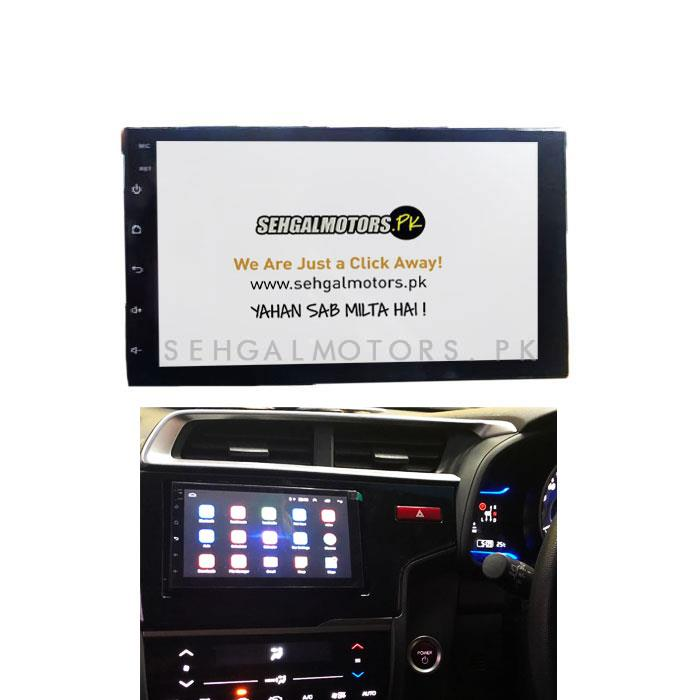 Honda Fit LCD Multimedia System Android - Model 2007-2019-SehgalMotors.Pk
