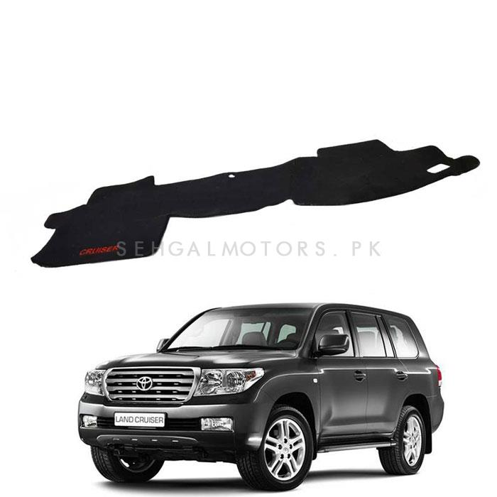 Toyota Land Cruiser Dashboard Carpet - Model 2007-2015	-SehgalMotors.Pk