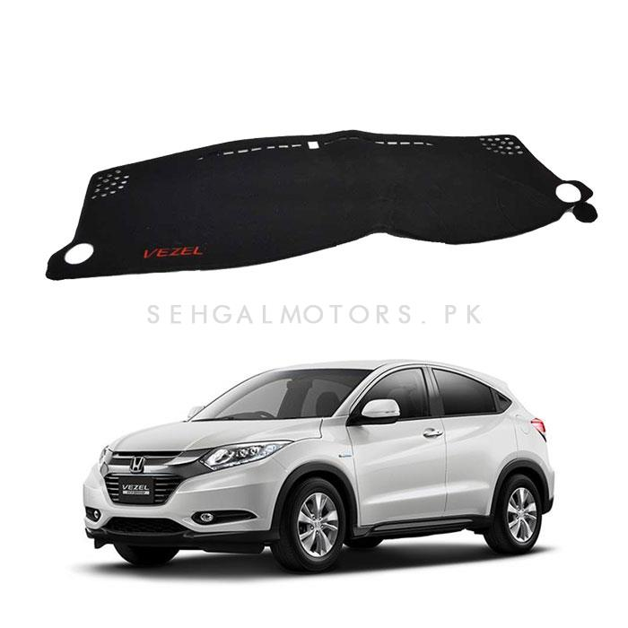 Honda Vezel Dashboard Carpet For Protection and Heat Resistance - Model 2013-2017	-SehgalMotors.Pk