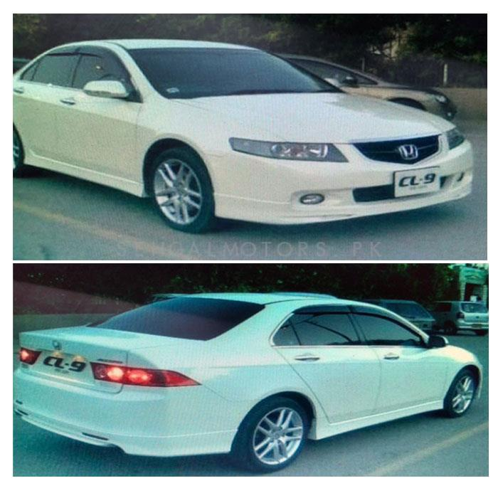 Honda Accord Body Kit / Bodykit Front Back Sides - Model 2004-2006-SehgalMotors.Pk