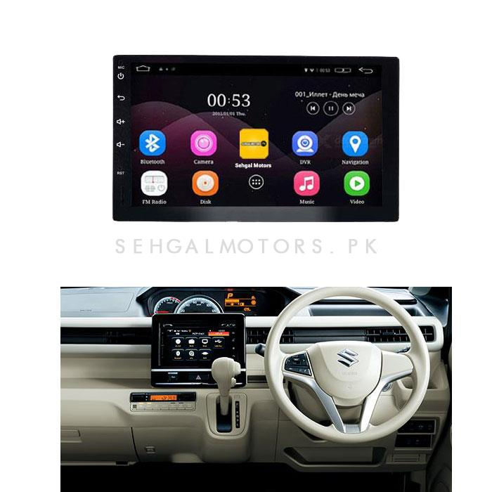 Suzuki Wagon R Japanese LCD Android Multimedia Panel - Model 2014-2017-SehgalMotors.Pk