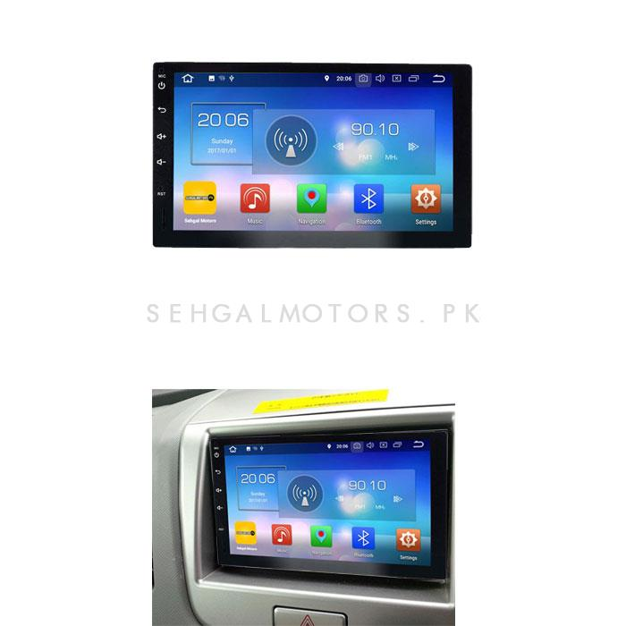 Suzuki Wagon R Japanese LCD Android Multimedia Panel - Model 2012-2015-SehgalMotors.Pk