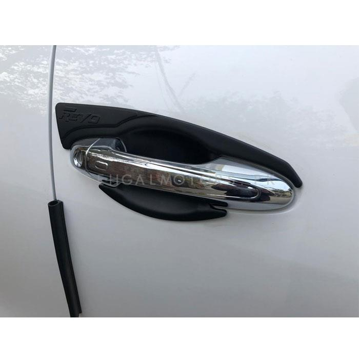 Toyota Hilux Revo Electroplated Chrome Handle Covers - Model 2016-2020-SehgalMotors.Pk