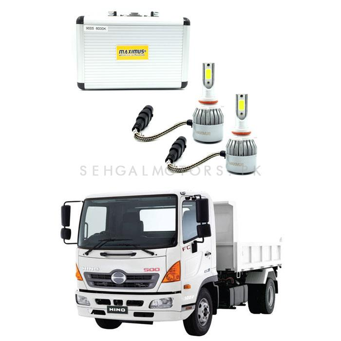 Hino 500 Series Maximus Led HID Extreme Vision - Model 2000-2019-SehgalMotors.Pk