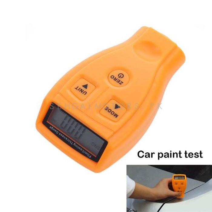 GM200 Car Paint Thickness Tester-SehgalMotors.Pk