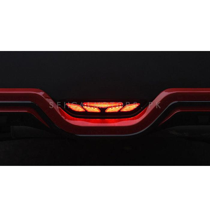 Toyota CHR Back Middle Bumper Brake Lamp With Flash - Model 2017-2021-SehgalMotors.Pk