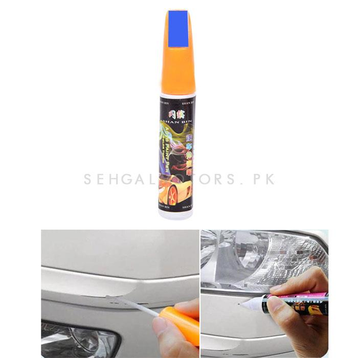Paint Color Pen Jazz Blue-SehgalMotors.Pk