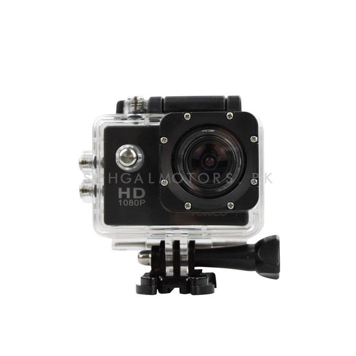 Action Sports Camera With Mounts Without Wifi | Sports Camera | Shoot Location Camera | Portable Camera | Battery Operated Camera | Camera Without  Wifi-SehgalMotors.Pk