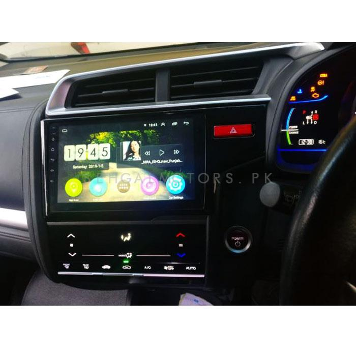 Honda Fit LCD Multimedia System Android - Model 2013-2019-SehgalMotors.Pk